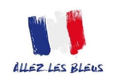 Allez les Bleus !!!!