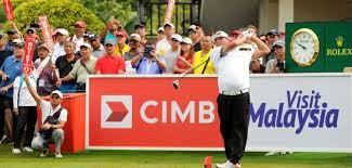 Oct 11 – 14 PGA TOUR  CIMB Classic