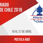 Apr 18 – 21 PGA TOUR LATINO AMERICAIN  Abierto de Chile 2019 presentado por VOLVO