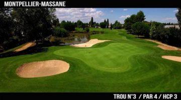 Golf de Montpellier Massane.